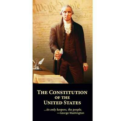Pocket Constitution United States of America & Declaration of Independence