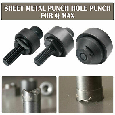 16mm to 50 mm for your choice for Q.Max Sheet Metal Punch Hole Punch