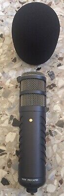 Rode Procaster Dynamic Cable Professional Broadcast Microphone