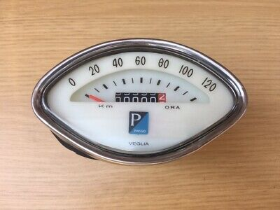 Vespa Clamshell Speedo 120Km - Vbb Sprint -  New
