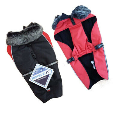 Dog Gone Smart Aspen Jackets BlackRed