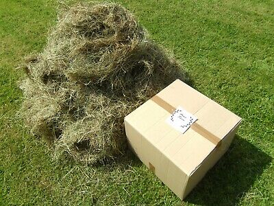 HOME FARM  Natures Quality Small Pet , Rabbit ,Hampster Meadow Hay 4.5 KG Box