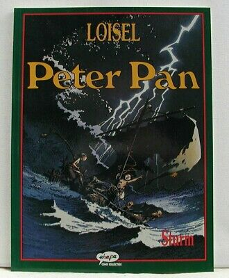 Régis Loisel - Peter Pan - Band 1-3