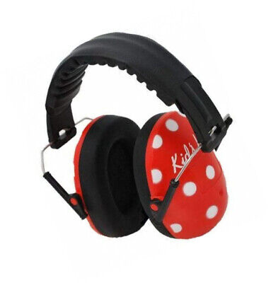 Safetots Baby And Children Ear Protectors, Ladybird