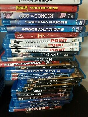 YOU Pick any 5 for 20! Wholesale lot blu-ray / DVD movies! Comedy, Disney, kids