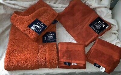 Inch By 56 Cotton Bath Towels