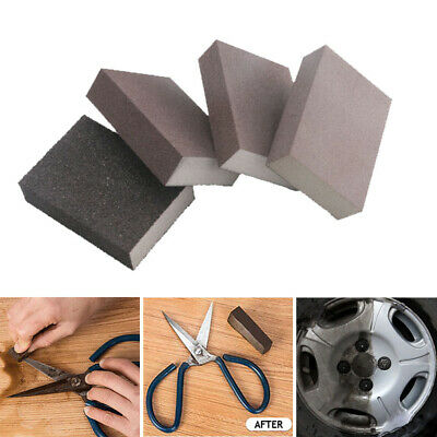 Cleaner Sanding Reuse Abrasive Polishing Sponge Car Cleaning Tool Grinding