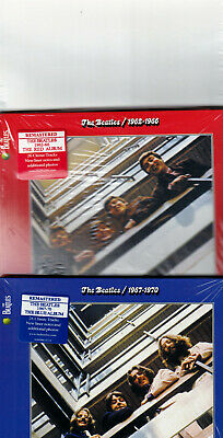 The Beatles Red , White & Blue  USA Special 6 cd set Brand New Free Shipping