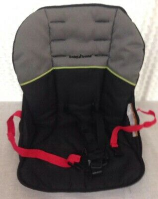 Baby Trend Stroller SEAT CUSHION With Lower Seat Belts - Part Only