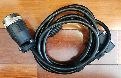 Bentley / Rolls Royce Round Diagnostic Cable WT10185 (Spur, Spirit, Turbo R)