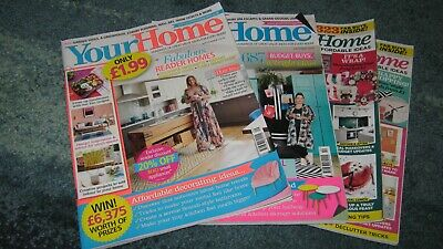 2 Your Home 2 Style at Home magazines
