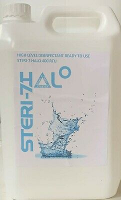 Steri-7 HALO High Level Disinfectant 5 Litre