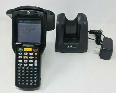 Motorola/Zebra MC3200 Rugged Handheld Mobile Computer MC32N0-SI4HCHEIA