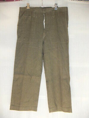 Old Japanese Pants National Clothes Of Ww2 Time Empire Of Japan Large Antique