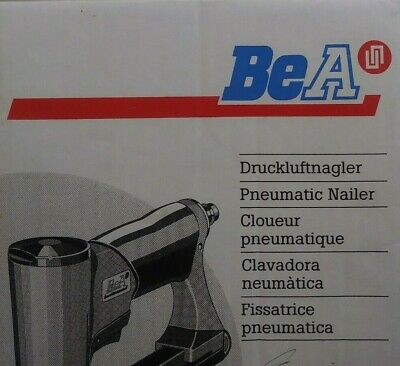"New BeA 71/16-421 Upholstery Stapler Gun for 71 Series with 1 BX #7-3/8"" Staples"