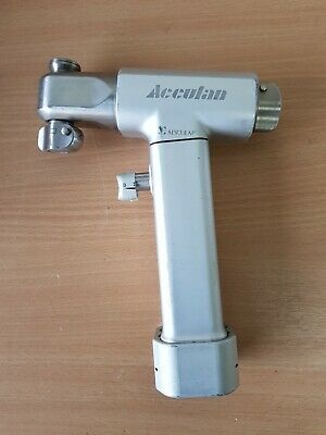 Aesculap Accullan GA633 saw hand piece with 360-degree rotatable head