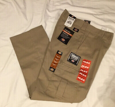 by DW Mens ADULT Combat Cargo Work Trousers Size 28 To 60 With Knee Pockets