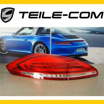 -40% TOP+ORIG. Porsche Panamera Facelift 2014- Heckleuchte LINKS/rear light left