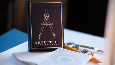 Mazzo di Carte Architect Playing Cards - Mazzi di carte da gioco