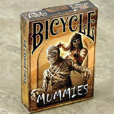 Mazzo di carte Bicycle Mummies Playing Cards by Collectable Playing Cards