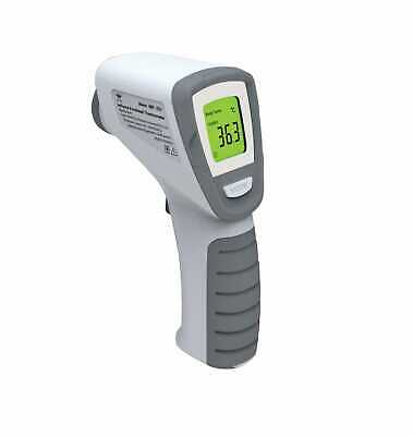 Medical NON-CONTACT Body Forehead IR Infrared Laser Digital Thermometer FDA APPR