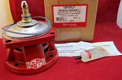Bell and Gossett 189105LF Bearing Assembly Suitable For Potable Water NOS