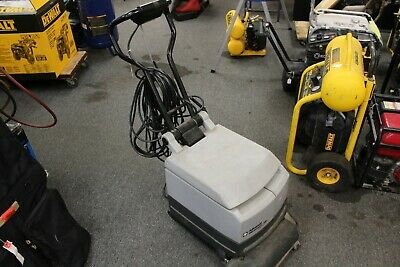 Clarke Advance  Micromatic 14E Floor Scruber