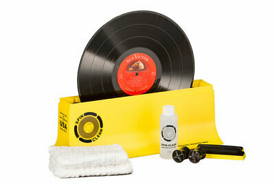 Spin Clean Record Washer MK2 Complete Kit Vinyl Cleaner