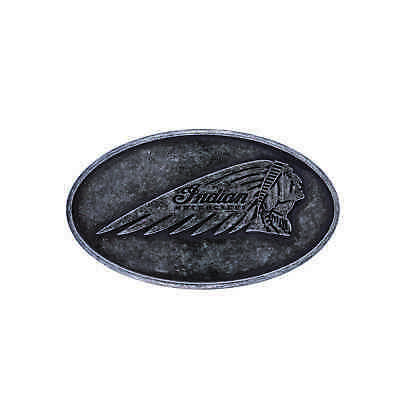 Indian Motorcycle Headdress Belt Buckle - P/N: 2869711