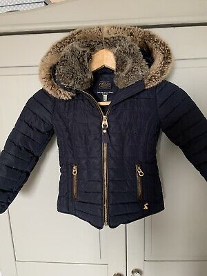 Joules Gosling Coat Age 5 Years