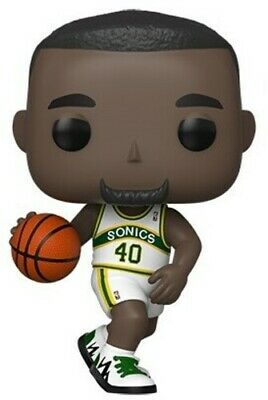 Legends - Shawn Kemp (Sonics Home) - Funko Pop! Nba: (2020, Toy NUEVO)