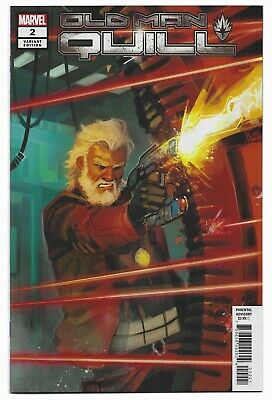 Old Man Quill 1G Gill Variant 2nd Printing VF 2019 Stock Image
