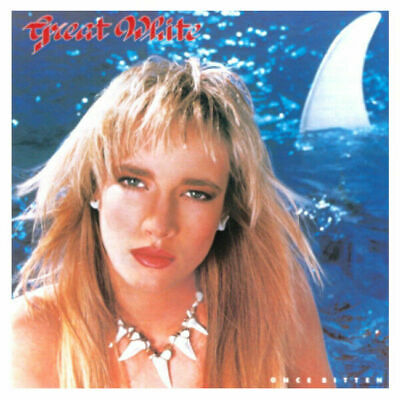 Once Bitten... by Great White (CD, Jul-1987, Capitol/EMI Records)