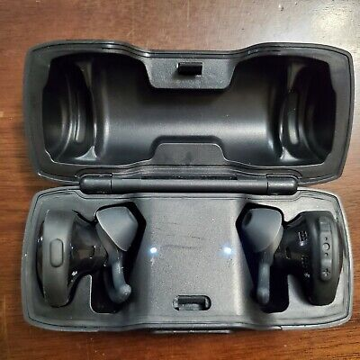 Bose SoundSport Free Wireless In-Ear Headphones - Black