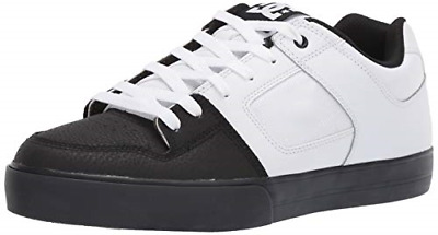 Men's Pure Skate Shoe, White/Black/Black, NEW IN BOX Footwear Skateboard