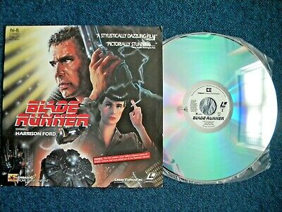 Blade Runner Laserdisc Embassy Home Entertainment Exclusive vintage