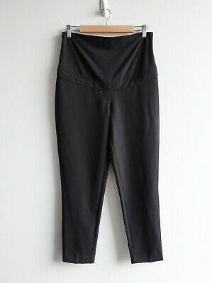 TARGET Collection Size 10 Black Maternity Pregnancy Pants Office