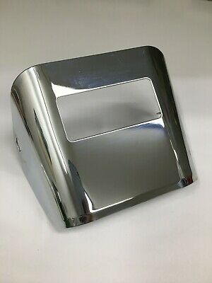 Chrome Specialties 340280 Taillight Visor, Chrome OEM# 68006-83T