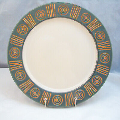 Pottery Barn BONGO GREEN Dinner Plate(s)