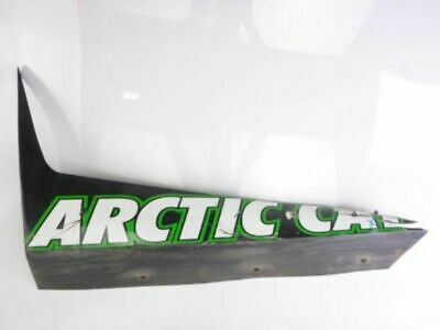 12 Arctic Cat Wildcat Left Lower Kicker Rocker Panel Cover Door Plastic