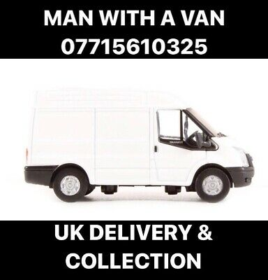 MAN WITH A VAN Free Quote UK Collection & Delivery Services