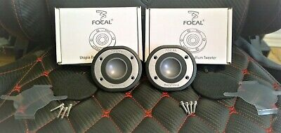 Focal Utopia Tweeters