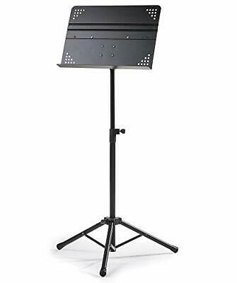 Hola! HM-MS+ Professional Folding Orchestra Sheet Music Stand Stand