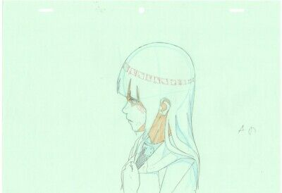 Anime Genga not Cel Naruto #330