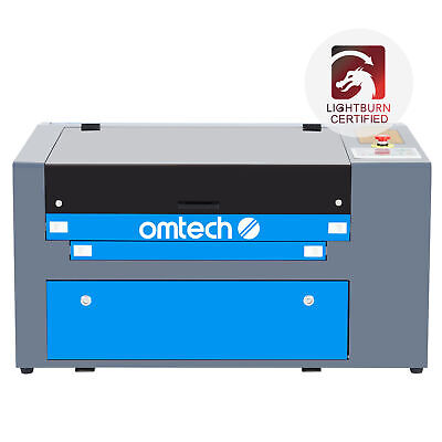 "Laser Engraving Cutting Marking Machine CO2 Engraver Cutter Ruida 50W 20x12"" NEW"