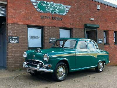 1957 Austin A95 Westminster 2.6 Manual overdrive, PRICE REDUCTION