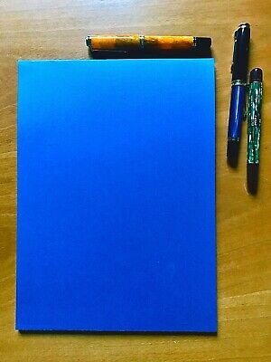 Tomoe River paper notepad A4 100 sheets, fountain pen friendly paper.