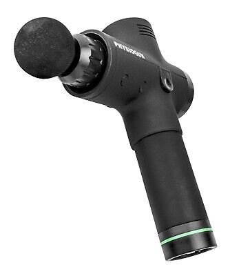 MUSCLE RELAXATION with Physio Gun Massage Therapy Device Pain Relief