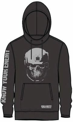 "Mens,Youths,Boys Hoodie Sweatshirt Black Top ""Call Of Duty"" Infinite Warfare.S-L"
