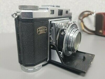 Zeiss  - Ikon  - Contina  - Camera,    Condition - Is - Used